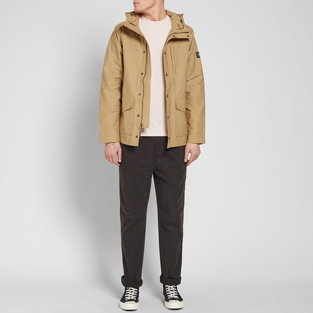 The North Face Waxed Canvas Utility Jacket Kelp Tan  fef2f7805