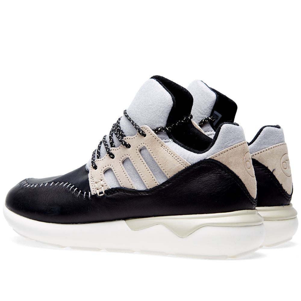 new product bb56d 2884d Adidas Consortium x OTH Tubular Moc Runner Black, Grey   White   END.