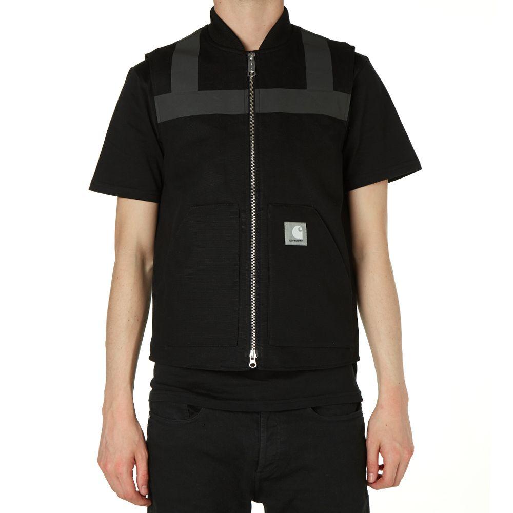 Carhartt x Slam Jam Reflective Vest Black  533bd86070e