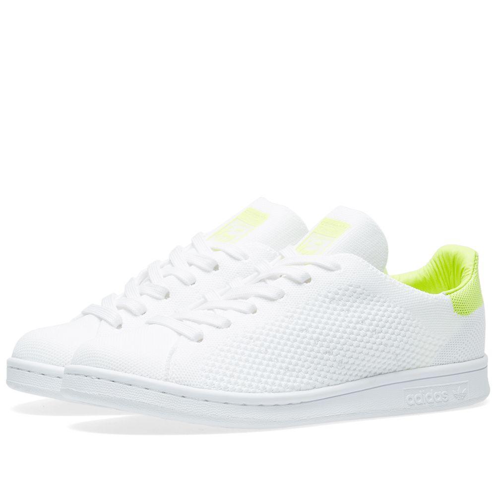 Adidas Women s Stan Smith PK W. White   Solar Yellow. AU 139 AU 55. image b3178d88b4