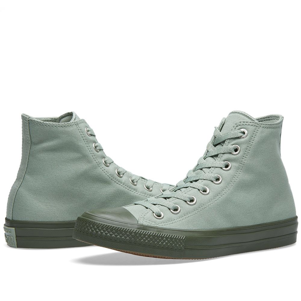 0cfa394be46c Converse Chuck Taylor II Hi - Military Pack Dried Sage   Herbal