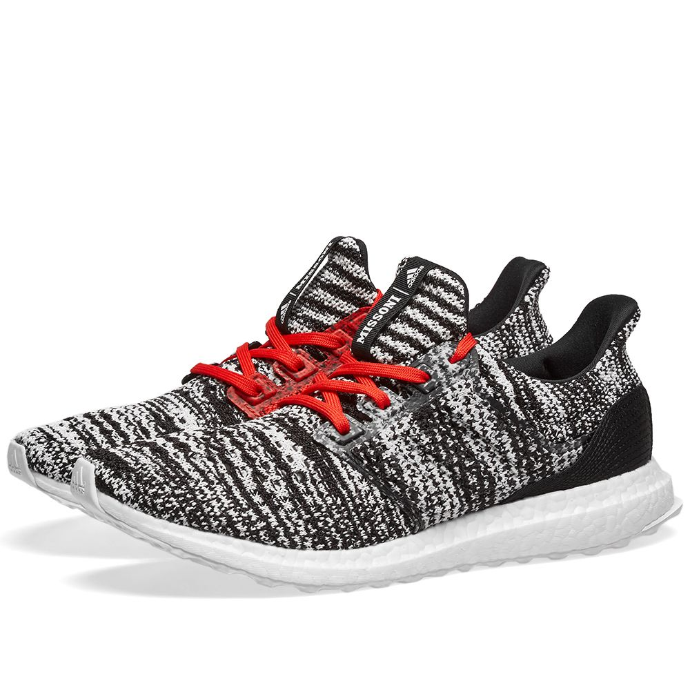 pretty nice c7e5d 0cfa0 Adidas x Missoni Ultra Boost CLIMA Black, White   Red   END.