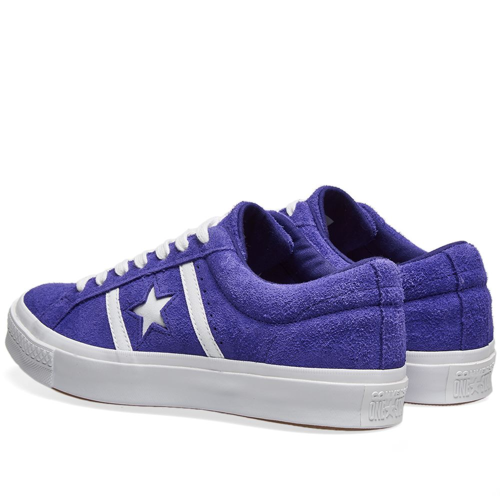 2df3af8b9be588 Converse One Star Academy Ox Court Purple