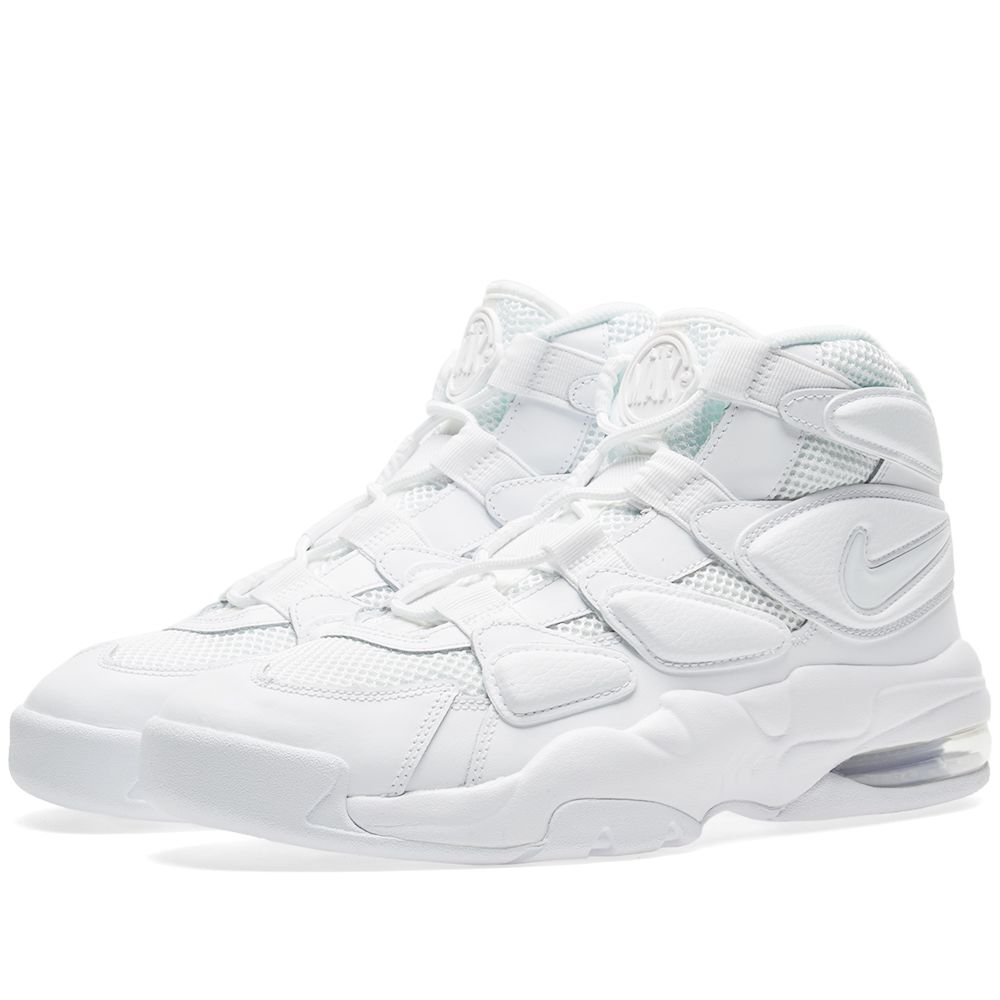 ab86ec1176d0 Nike Air Max 2 Uptempo  94. Triple White. CA 179 CA 75. Plus Free Shipping.  image