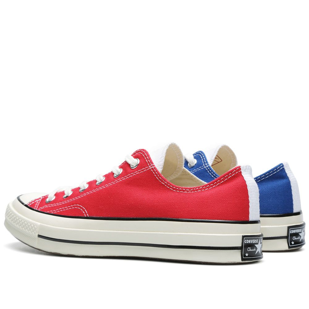 597d015bf966 Converse 3-Panel Chuck Taylor 1970 Ox. Red