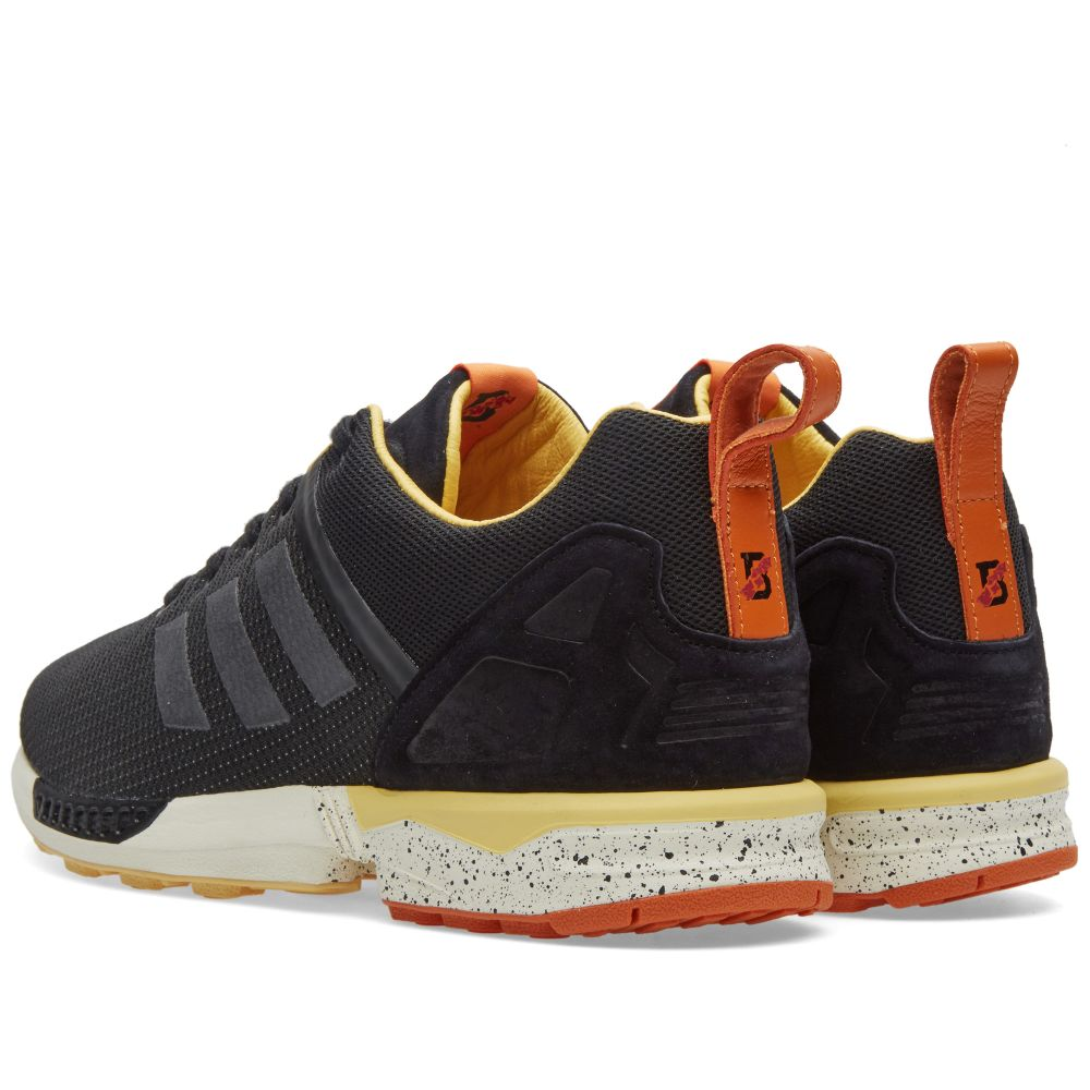 f069b01aa687 Adidas Consortium x Bodega ZX Flux Core Black