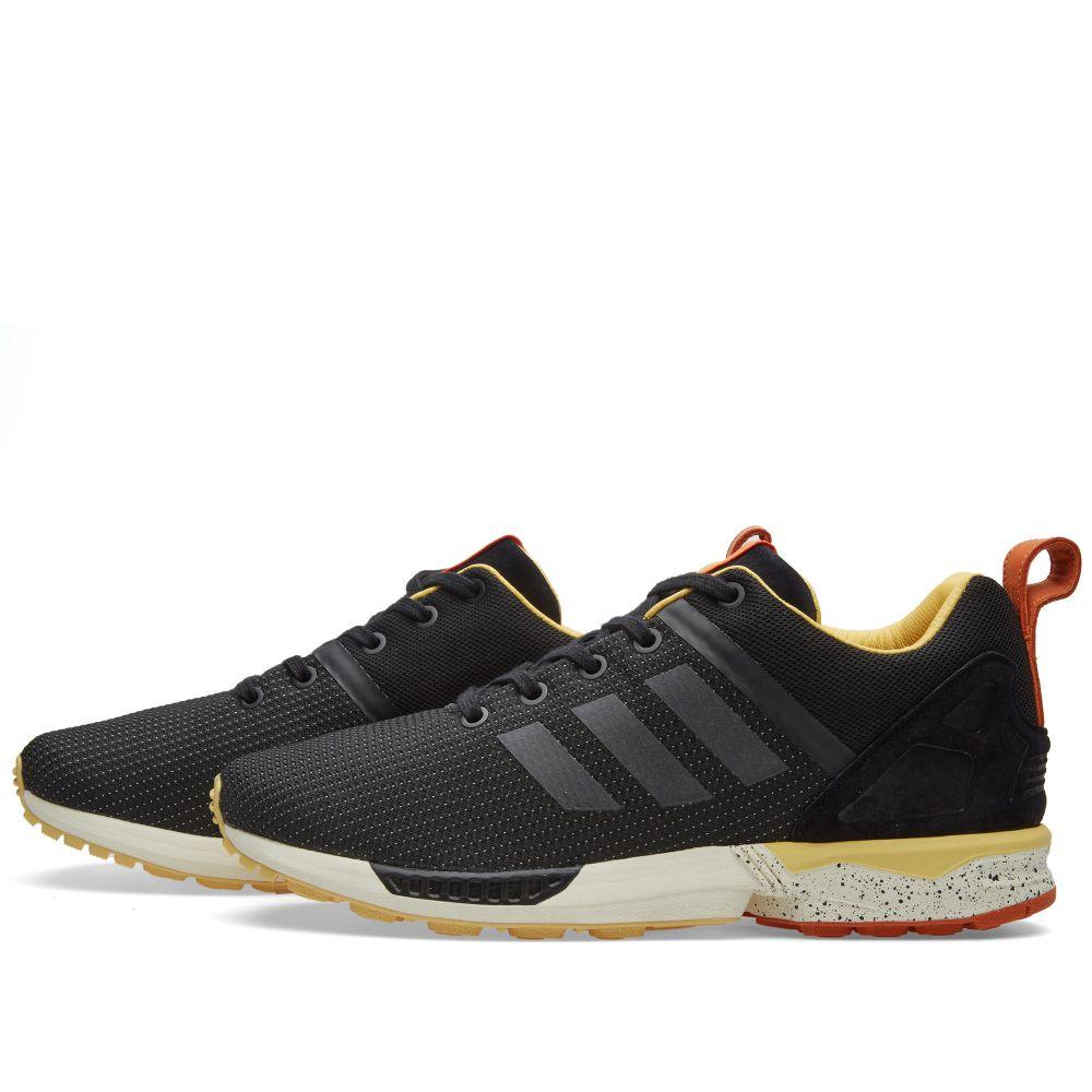 c588133a263b6 Adidas Consortium x Bodega ZX Flux Core Black