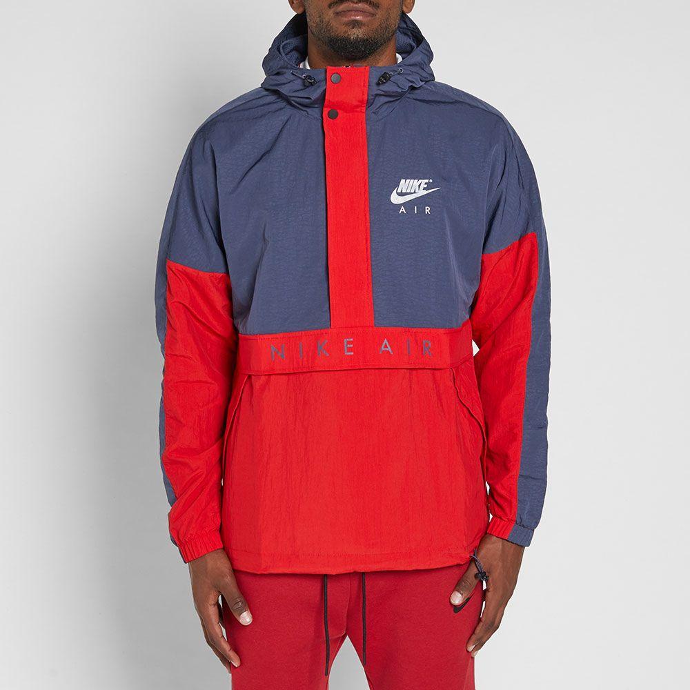 a5b44b98af4d Nike Air Hooded Jacket Thunder Blue