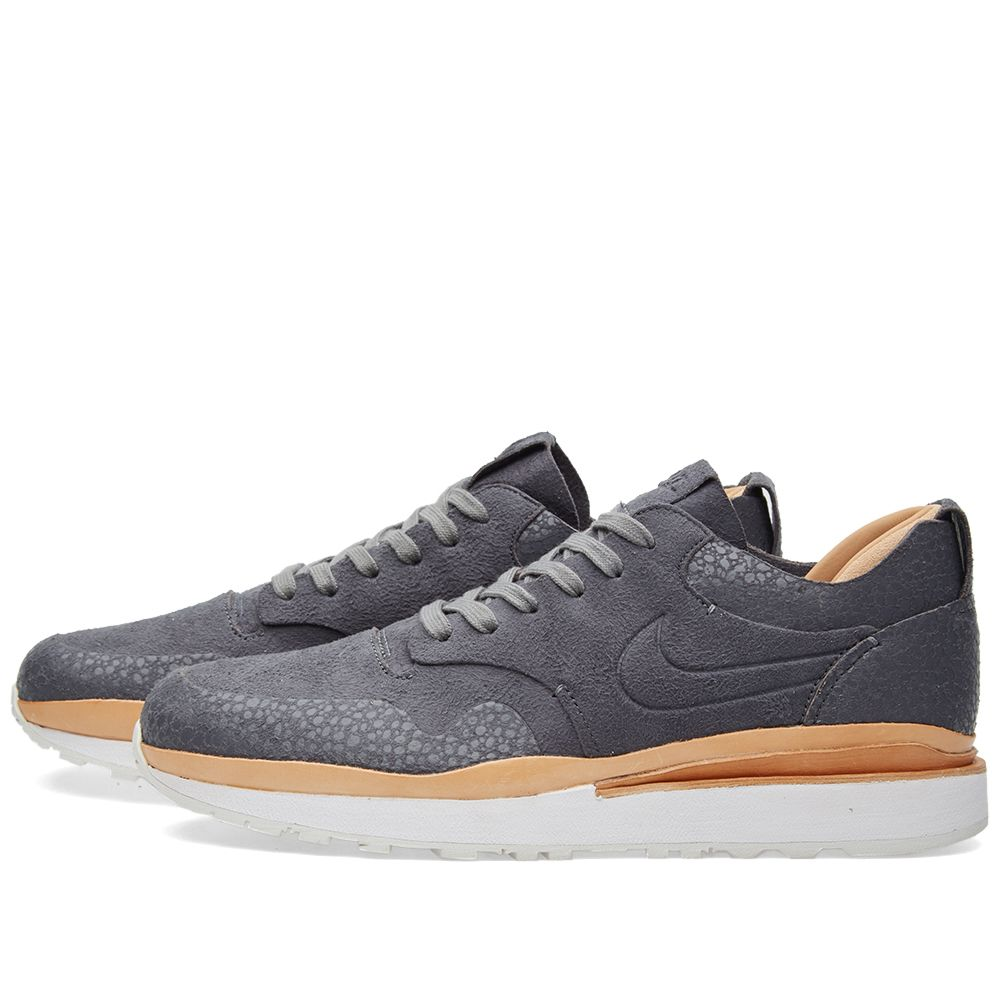 4e26116245c8 Nike Air Safari Royal QS Dark Grey   Vachetta Tan