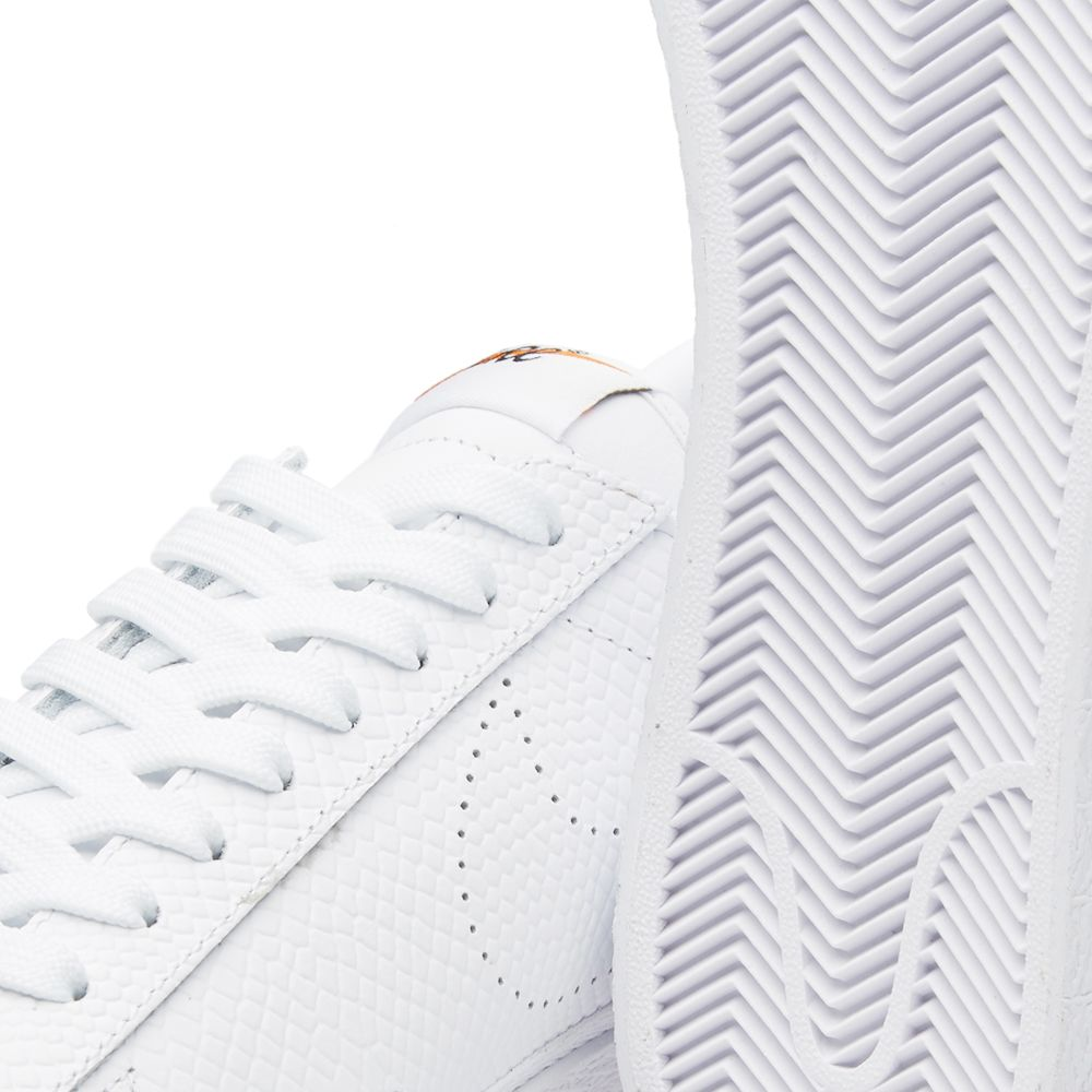 Nike W x Fragment Design Zoom Tennis Classic AC. White.  155  69. image 95dbaced2