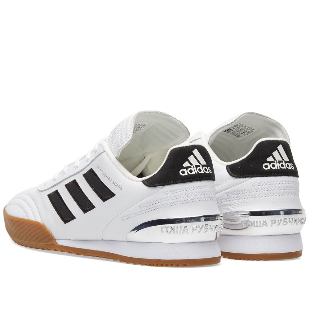 20a0892bf215 Gosha Rubchinskiy x Adidas Copa WC Sneaker White