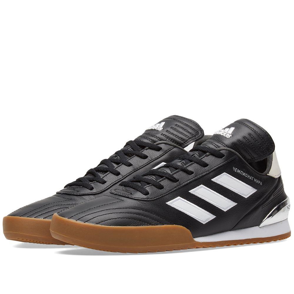 promo code a304f 2c174 Gosha Rubchinskiy x Adidas Copa WC Sneaker Black  END.