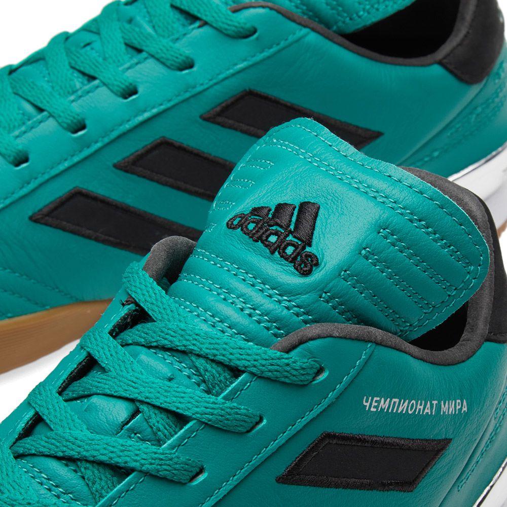 hot sale online 69a74 46384 Gosha Rubchinskiy x Adidas Copa WC Sneaker. Green. S369 S239. image.  image. image. image. image