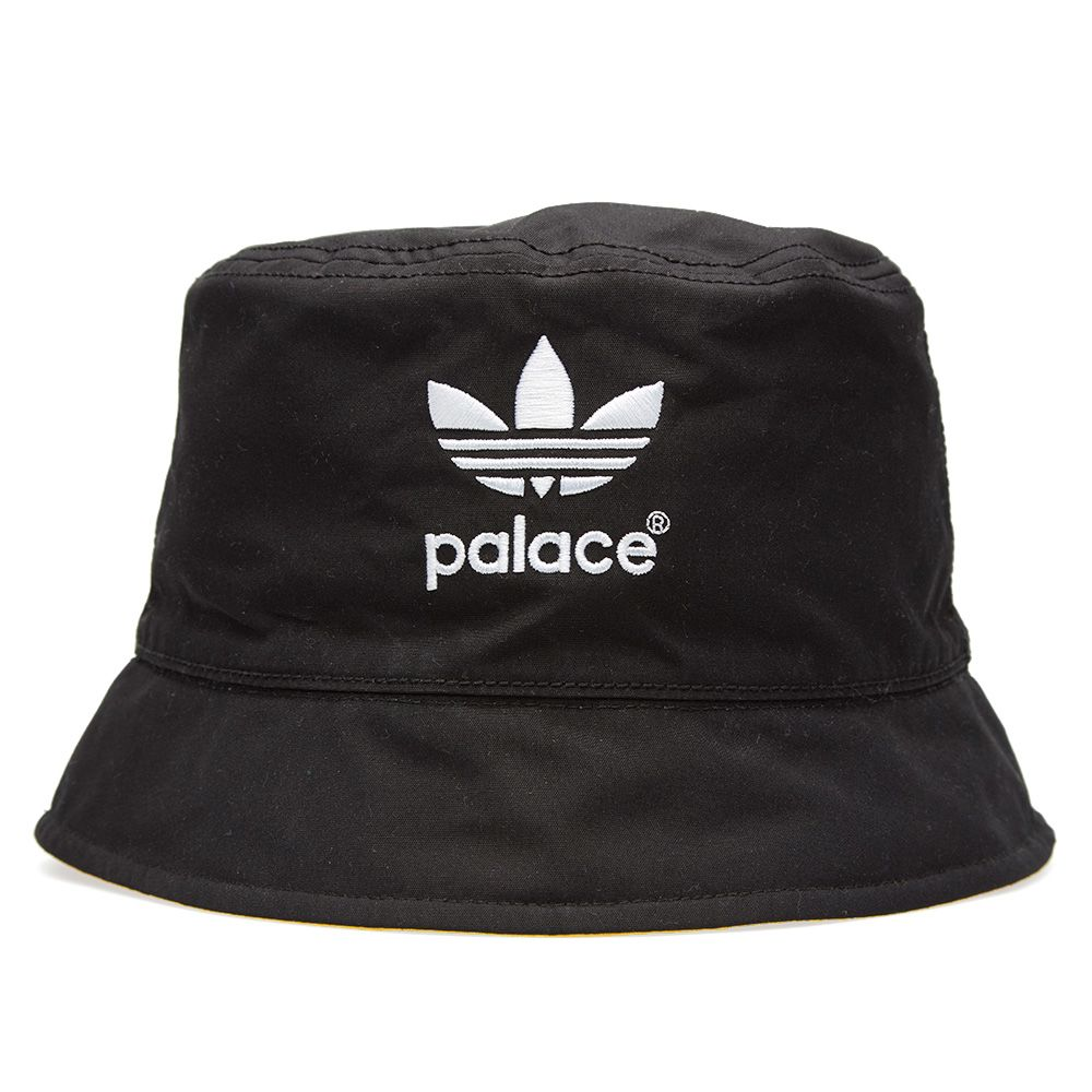 fb2c8835cc0 Adidas x Palace Bucket Hat Black
