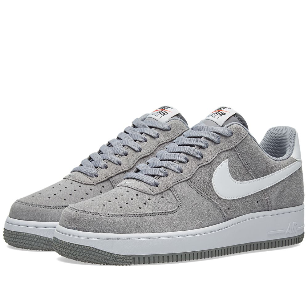 18302d5f82db4a Nike Air Force 1. Stealth   White.  85. image