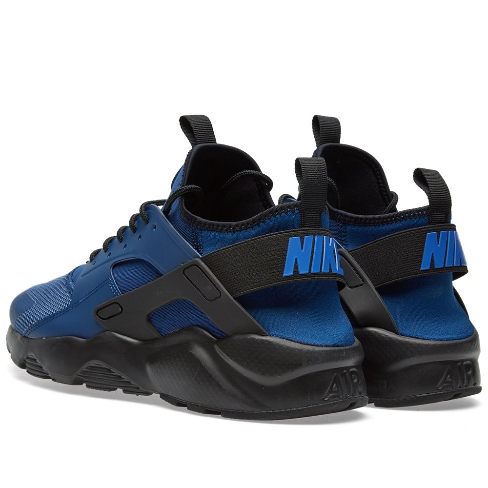 48bbc40fa69 Nike Air Huarache Run Ultra Coastal Blue   Dark Obsidian