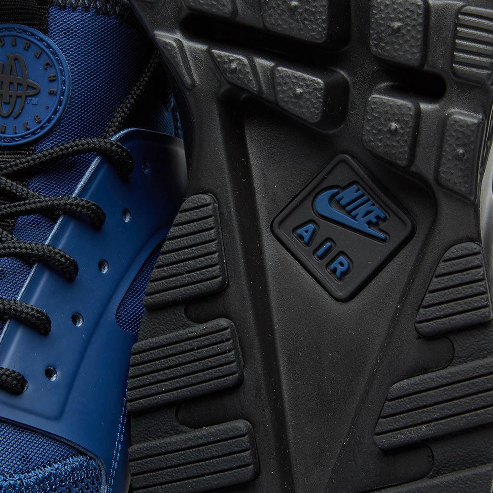 111dcebd9f60 Nike Air Huarache Run Ultra Coastal Blue   Dark Obsidian