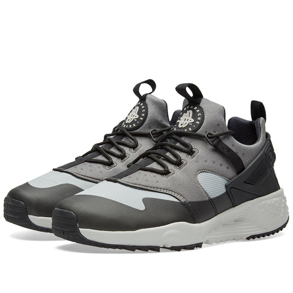 e0df4640aaa8 Nike Air Huarache Utility Base Grey   Light Ash Grey