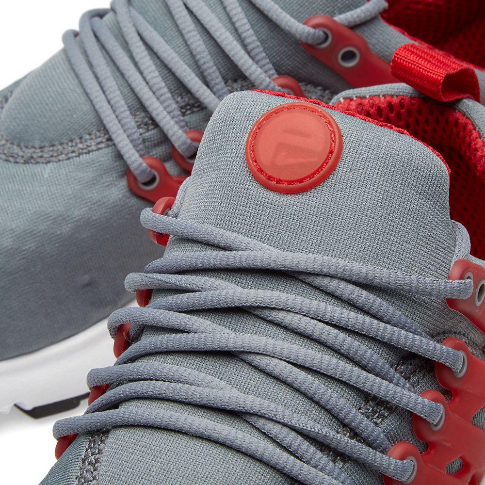 6e20eeb643 Nike Air Presto Essential. Cool Grey & Gym Red. AU$165 AU$89. image. image
