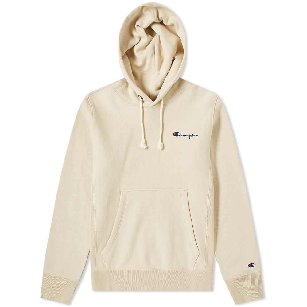 5ad0bf39d5a1 homeChampion Reverse Weave Women s Small Script Logo Hoody. image. image.  image. image. image. image. image. image