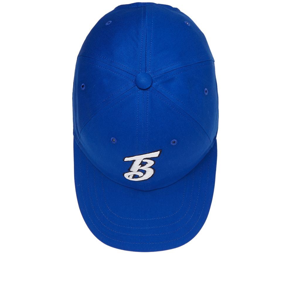 1f6309aa8c7ed Champion x Beams Twill Baseball Cap Blue
