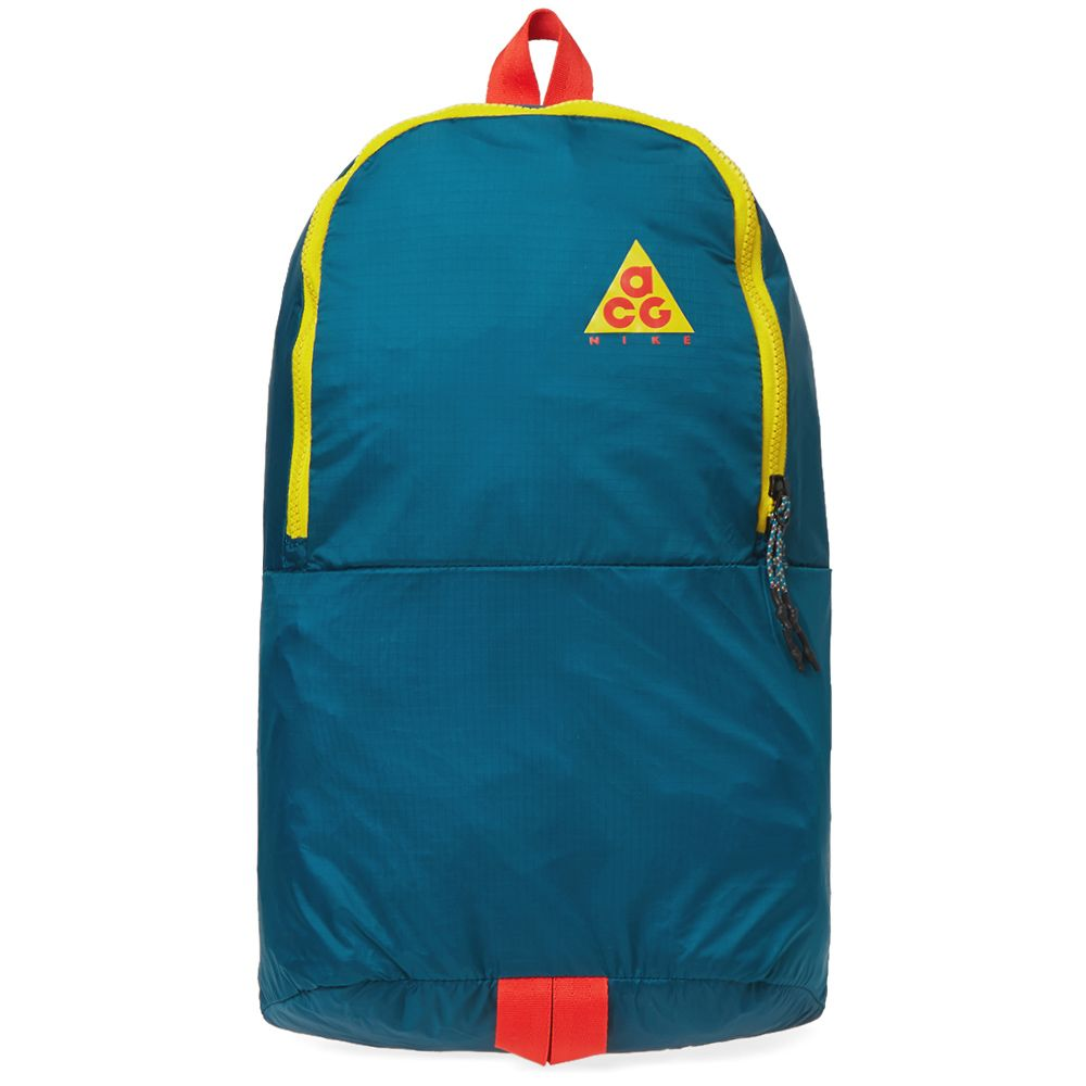 6fe72ce9c2 Nike ACG NSW Packable Backpack Geode Teal   Midnight Spruce