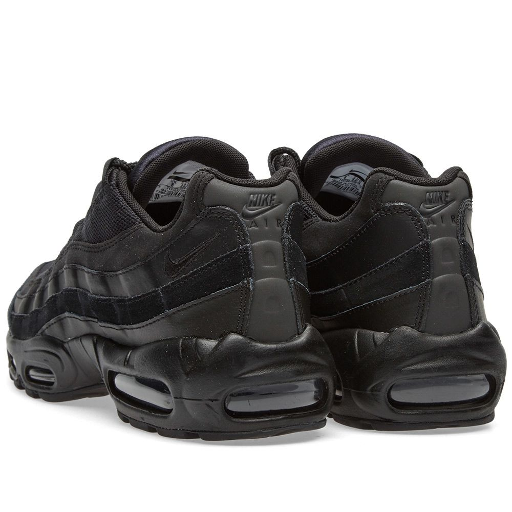 5214f7fe215 Nike Air Max 95 Essential Black