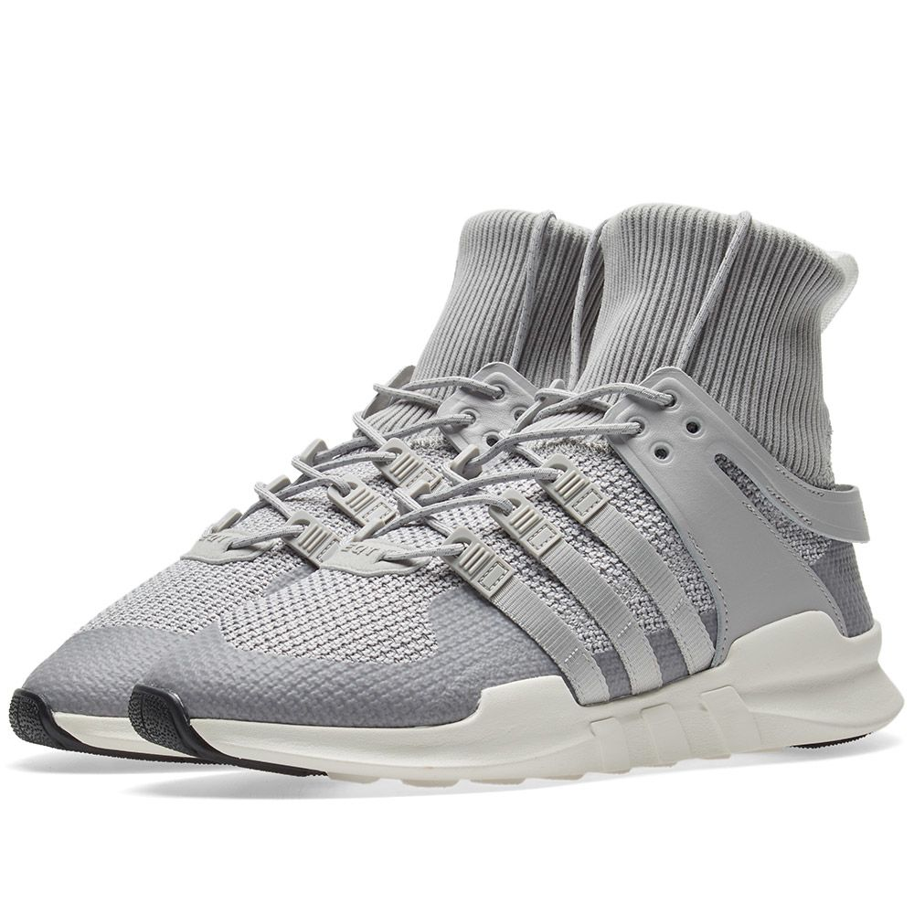 the best attitude d0f47 59504 Adidas EQT Support ADV Winter Grey Two  White  END.