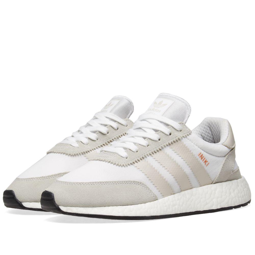 cheap for discount b0180 050cf Adidas I-5923 White, Pearl Grey  Black  END.