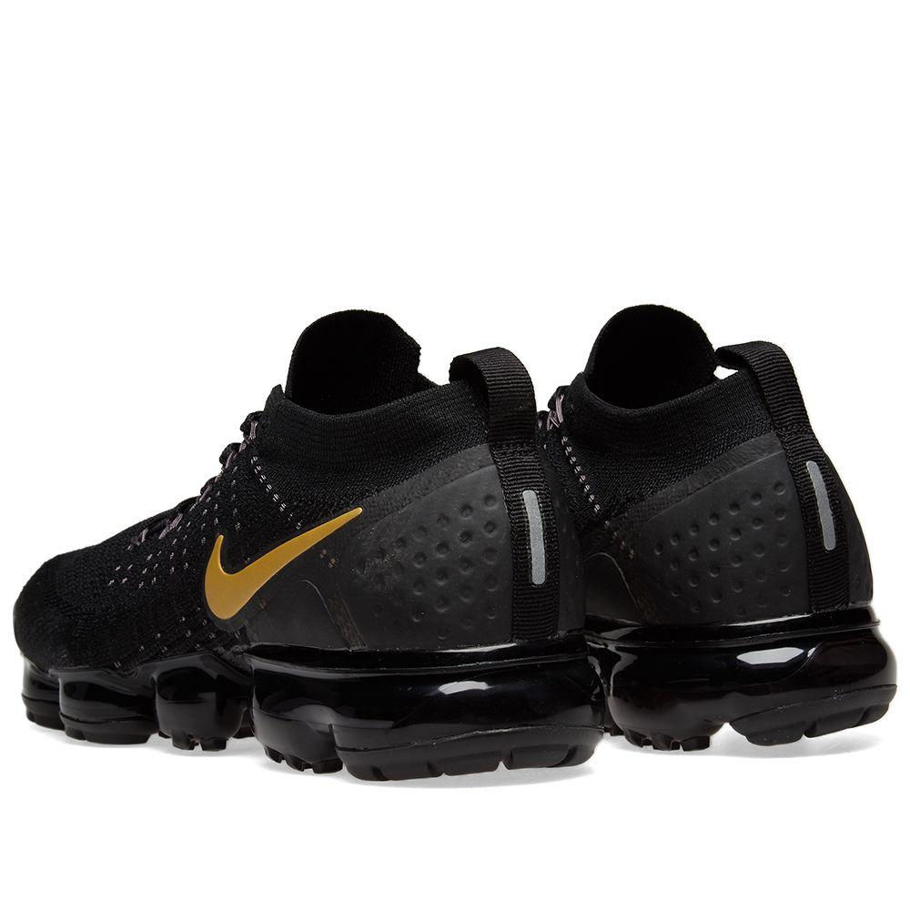 0d0201ed9c7623 Nike Air VaporMax Flyknit 2 W Black
