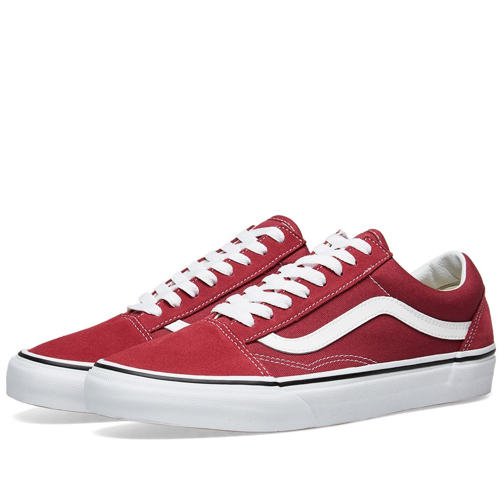 c97f6cc886c57d Vans Old Skool. Dry Rose   True White. £65 £39. image