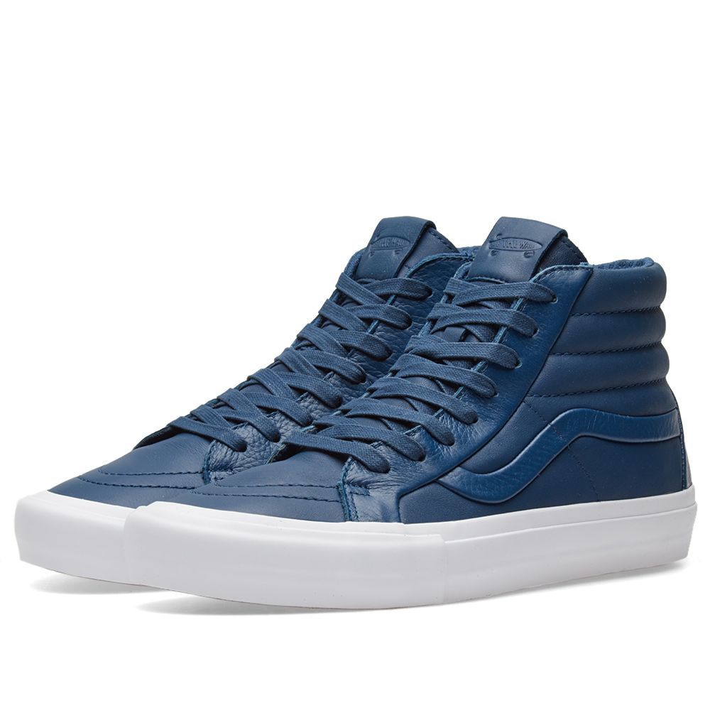 33c53448de Vans Vault x Stitch   Turn Sk8-Hi Reissue ST LX Poseidon
