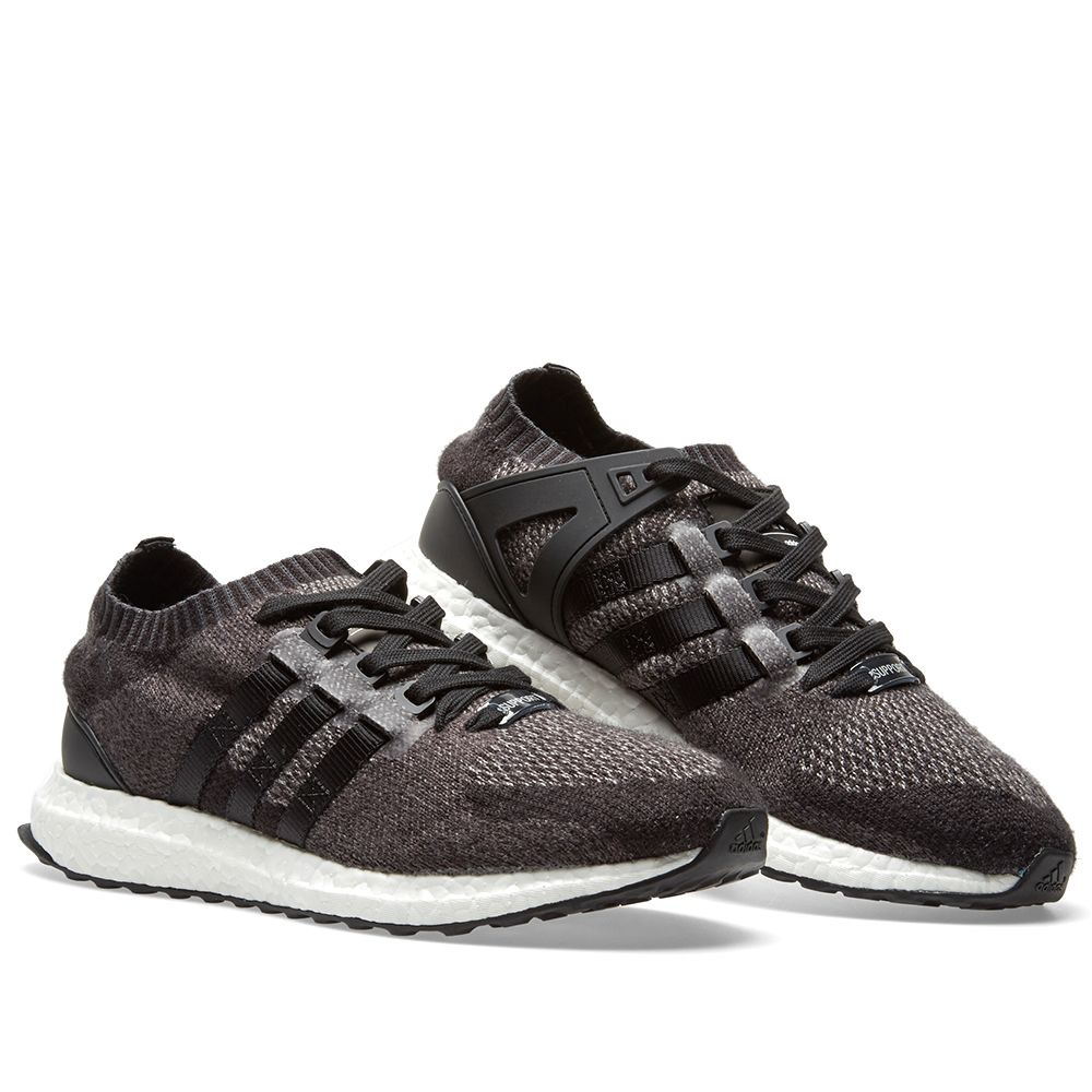 5f6a19be77ed Adidas EQT Support Ultra PK Core Black   White