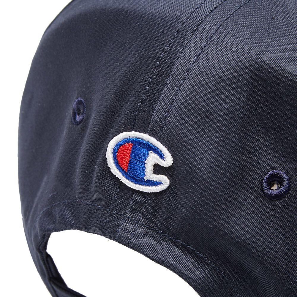 aaa3bd77238 Champion x Beams Baseball Cap Navy