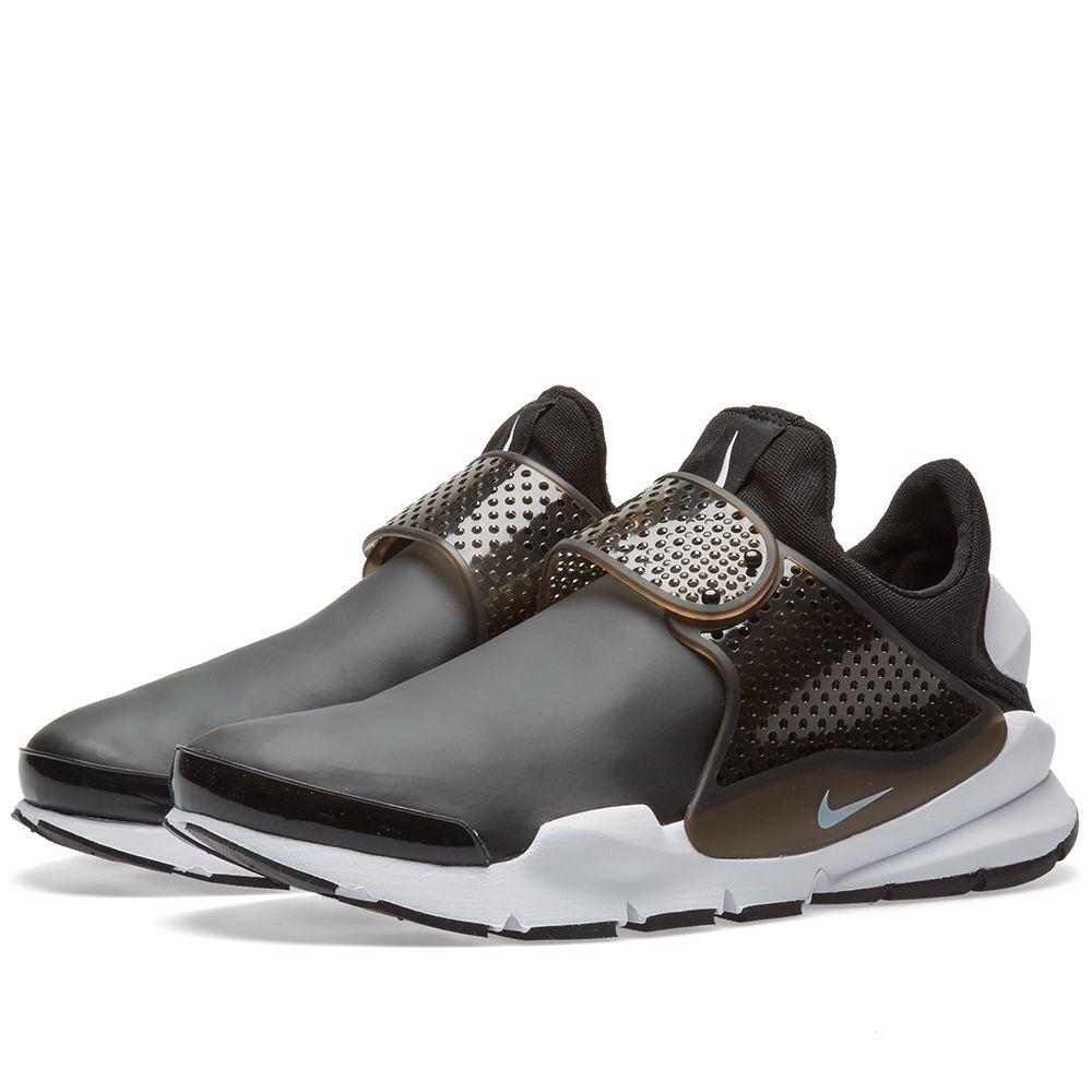 15bd6f794160 Nike Sock Dart SE Black   White