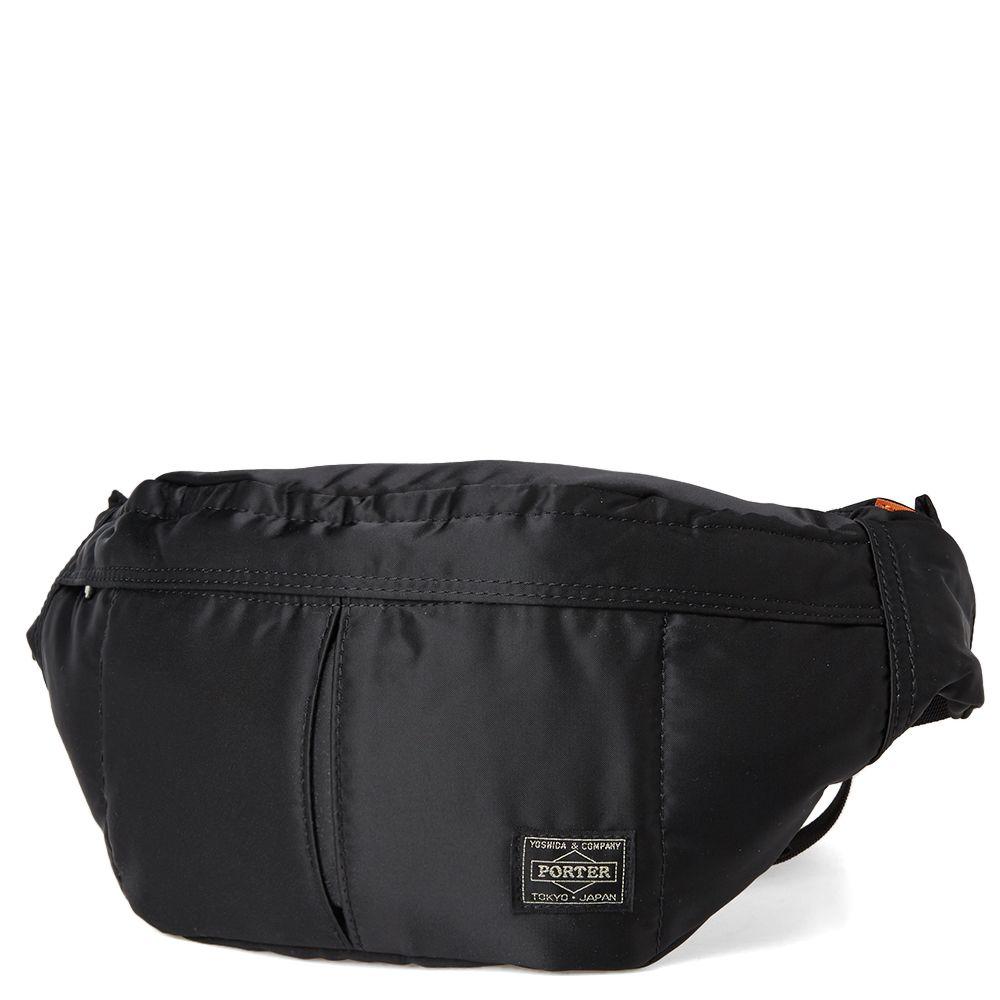 0946dff9b0e8 Porter-Yoshida   Co. Tanker Waist Bag Black