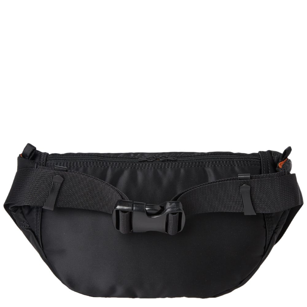 Porter-Yoshida   Co. Tanker Waist Bag Black  7b046b25666d8