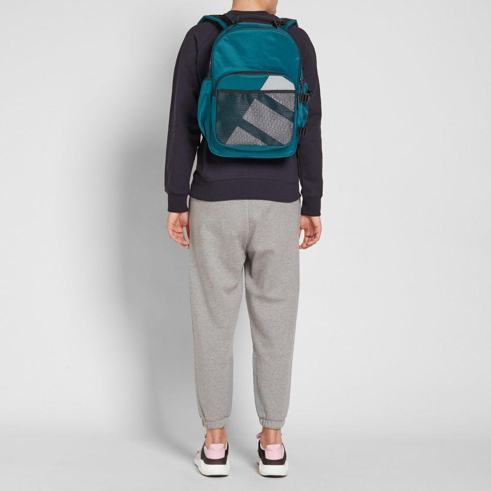 19600118e2fb Adidas EQT Classic Backpack Mystery Green