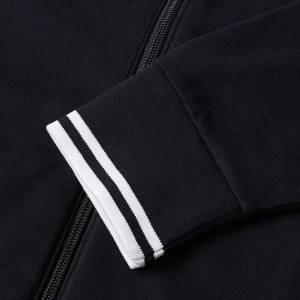 94a82fe25ec Polo Ralph Lauren Tipped Jersey Bomber Jacket Black | END.
