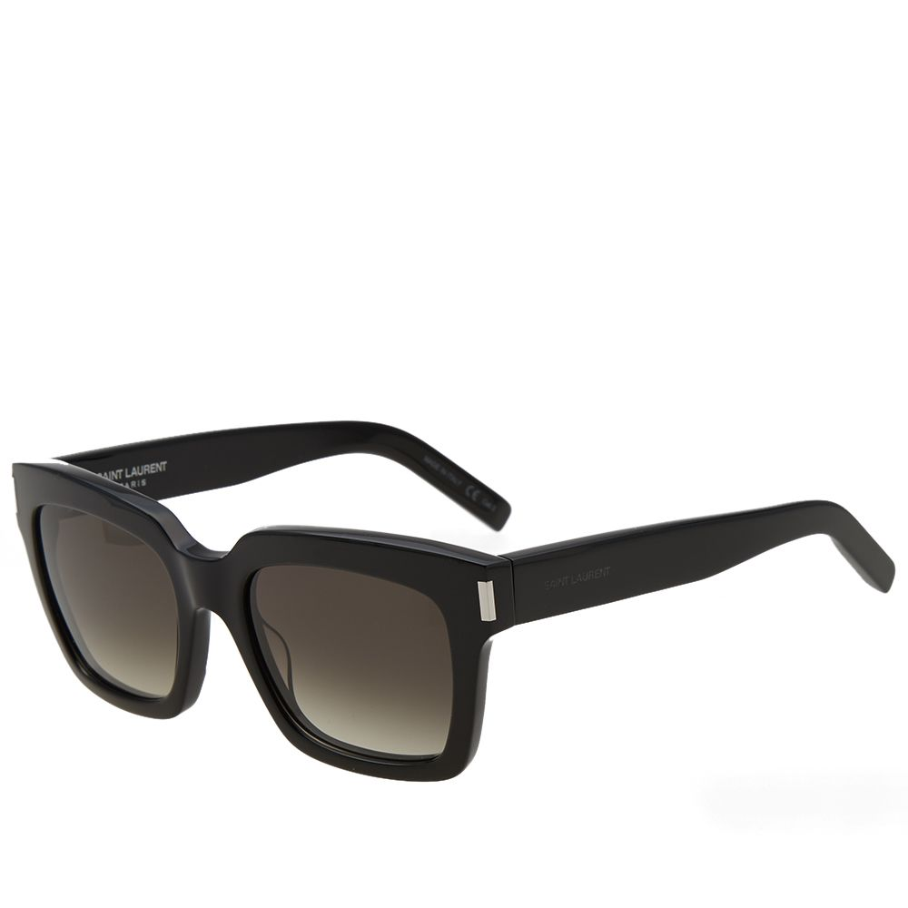 da42c3f84a Saint Laurent Bold 1 Sunglasses. Black   Grey. CA 349. Plus Free Shipping.  image