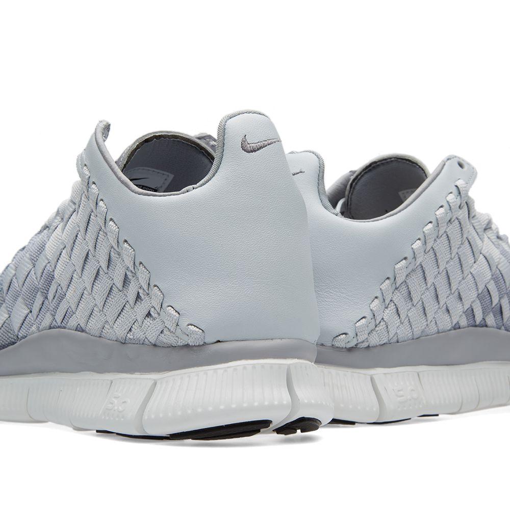 076d8b433125 Nike W Free Inneva Woven. Pure Platinum   Wolf Grey. DKK1