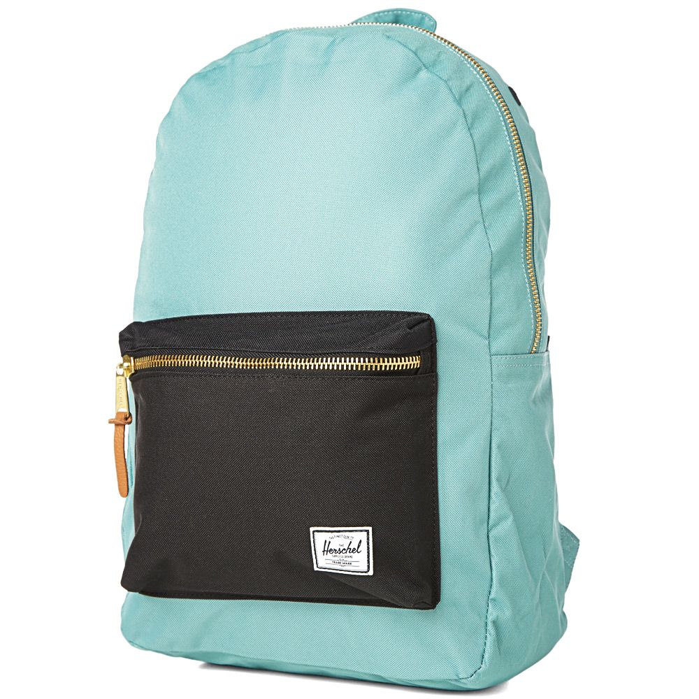 5311c9343e8 Herschel Supply Co. Settlement Back Pack Seafoam   Black
