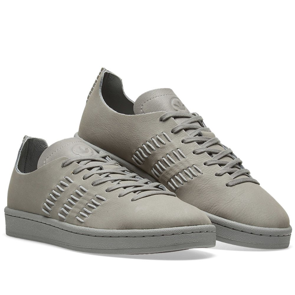 separation shoes f0c94 16566 Adidas x Wings + Horns Campus. Shift Grey