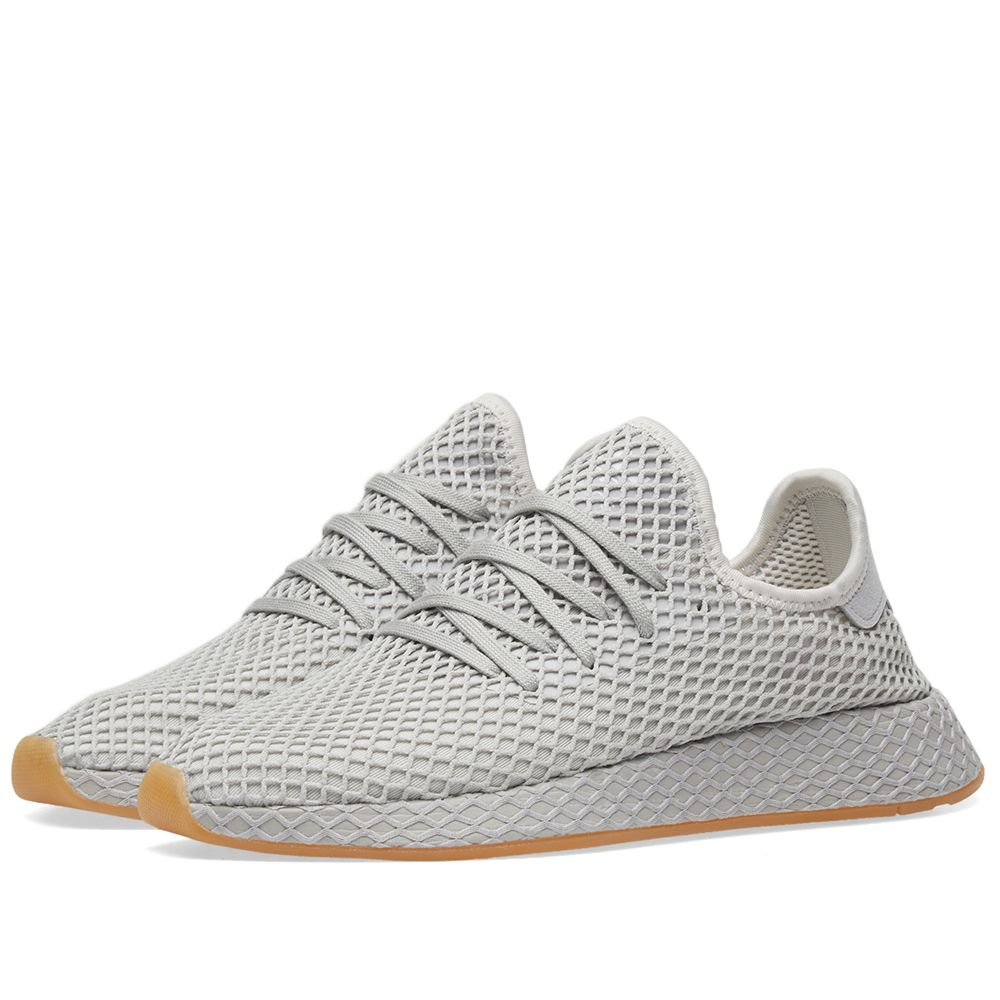 on sale 980e4 c10e1 Adidas Deerupt Runner Grey Three, Solid Grey  Gum  END.