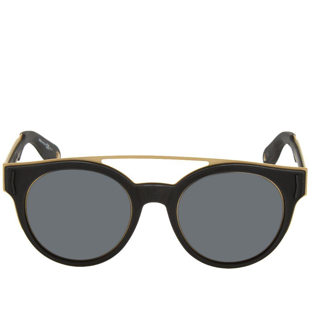 fe5307538cf4d Givenchy GV 7017 N S Sunglasses Black   Gold