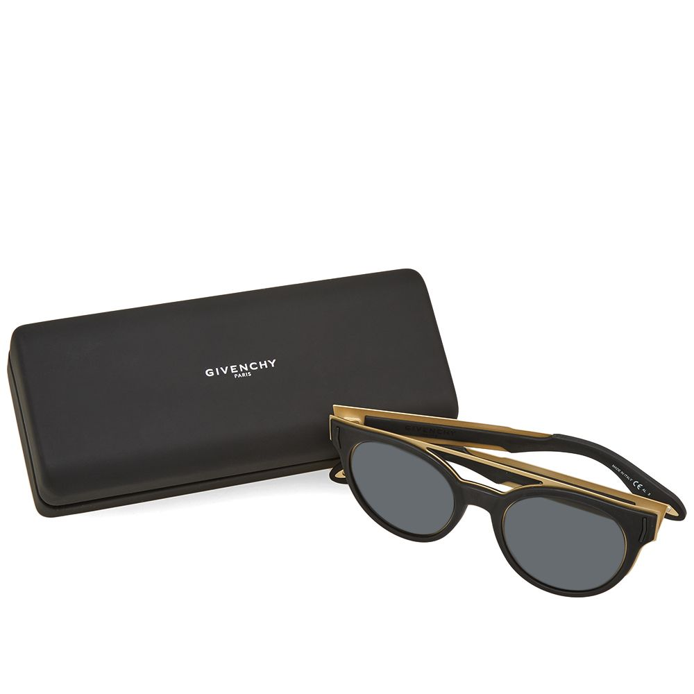 fe5307538cf4d Givenchy GV 7017 N S Sunglasses Black   Gold
