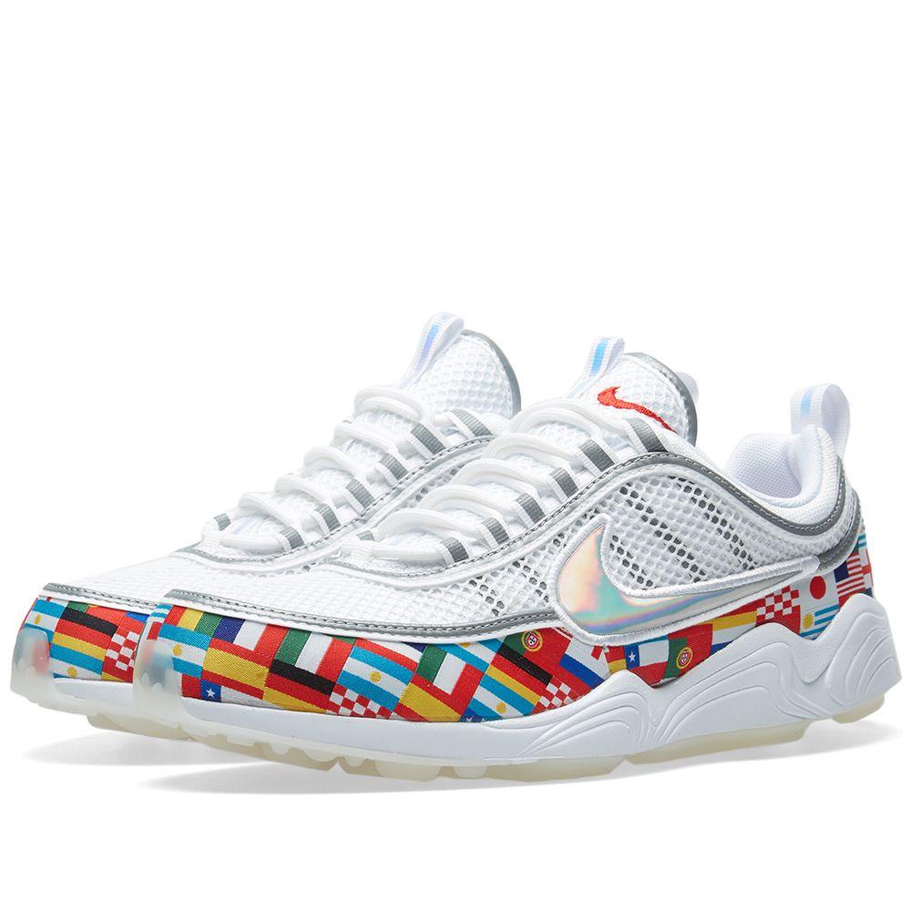 b40e6eda1d46 Nike Air Zoom Spiridon 16  NIC White   Multi