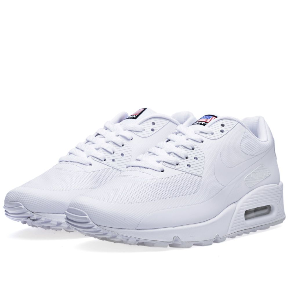 6df66d004178 Nike Air Max 90 HYP QS  Independence Day  White