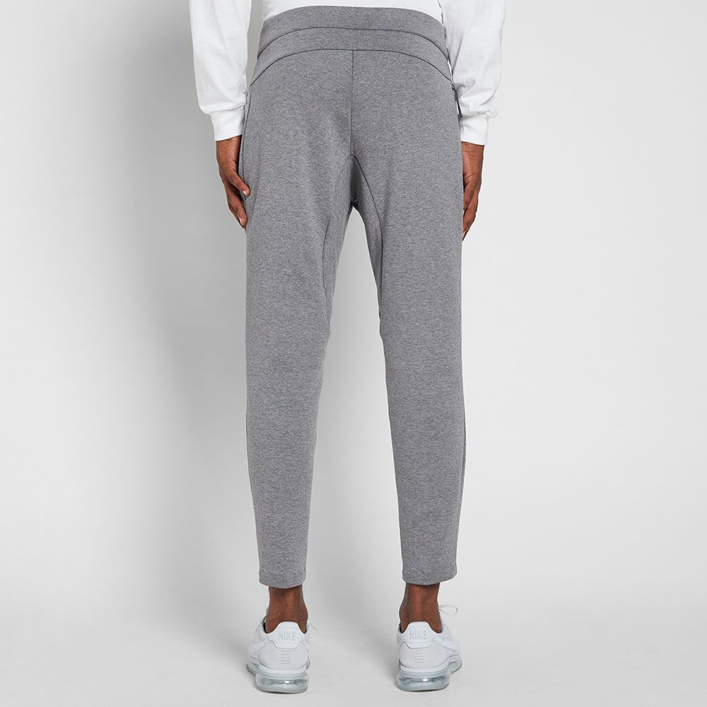 c7bf8ad4576d1 Nike Tech Fleece Pant Carbon Heather   Black