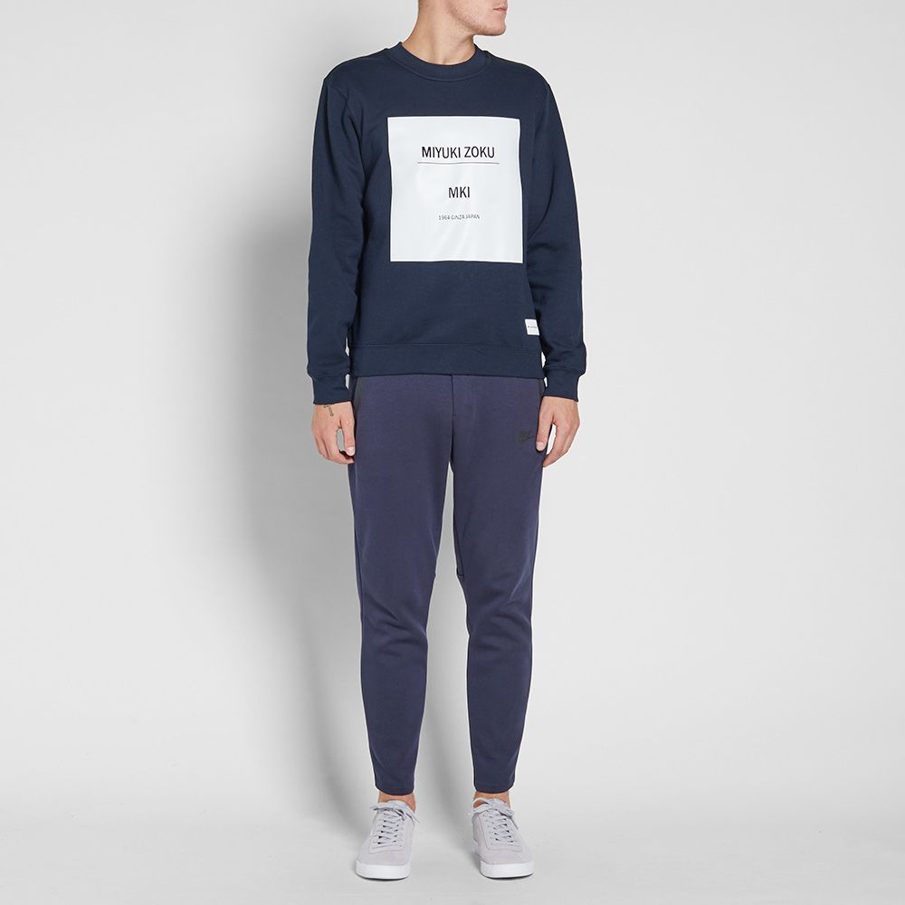2d5b8c35aa31 Nike Tech Fleece Pant Obsidian   Black